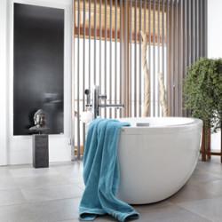 Infrarood vw badkamer